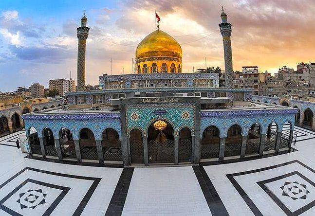 حرم حضرت زینب (س) به دلیل اوجگیری کرونا بسته شد