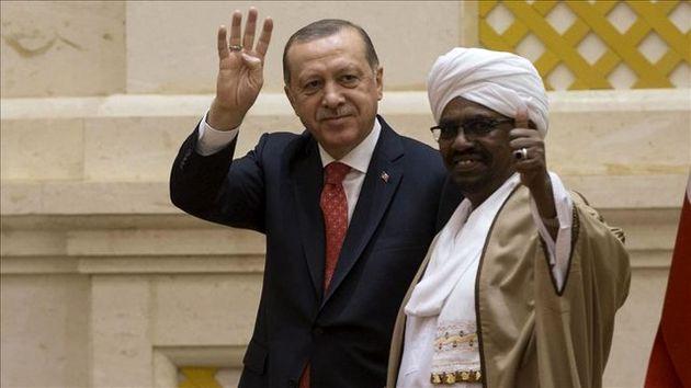 مصر از حضور ناگهانی ترکیه در سودان اظهار نگرانی کرد