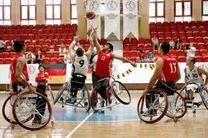 تیم ملی بسکتبال با ویلچر جوانان ایران مغلوب ترکیه شد