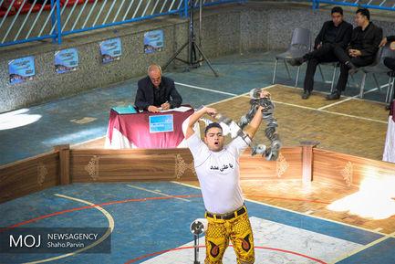سی و پنجمین دوره مسابقات ورزش های زورخانه ای جوانان در کردستان