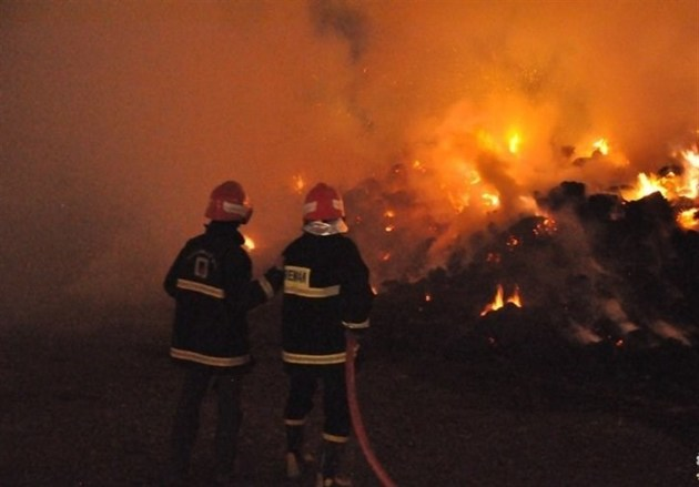 مجموعه ۶۷ شرکت نفت گچساران دچار آتش سوزی شد