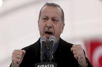 تهدید اردوغان به آغاز عملیات نظامی در سوریه