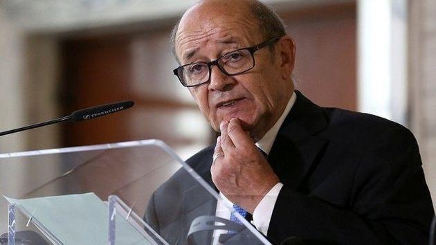 وزیر خارجه فرانسه به لیبی میرود
