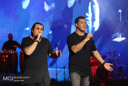 دومین روز سی و چهارمین جشنواره موسیقی فجر