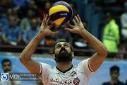 پخش زنده والیبال ایران و قزاقستان از شبکه سه