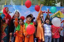 برپایی ایستگاه کودک در راهپیمایی روز جهانی قدس در رشت