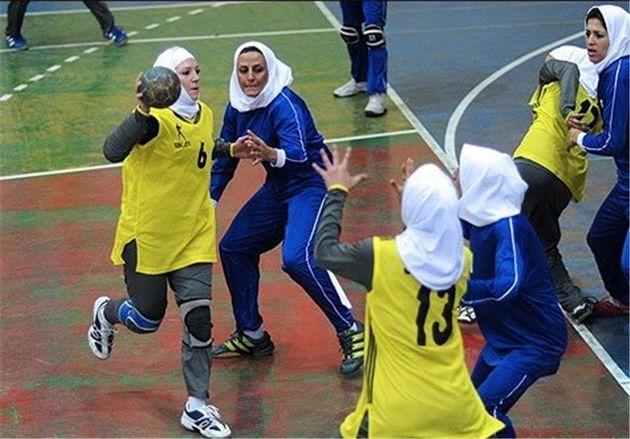شکست سنگین بانوان هندبالیست ایرانی مقابل نماینده ازبکستان