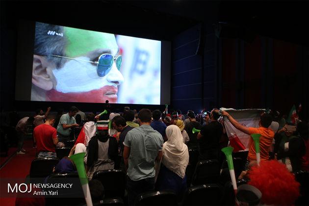 مجموع فروش سه بازی ایران در سینما اعلام شد