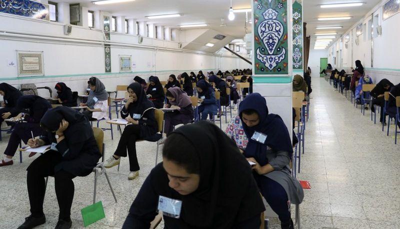 12 هزار دانش آموز خوزستانی برای ورود به مدارس نمونه دولتی و سمپاد رقابت می کنند
