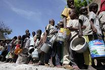 2 میلیون سومالیایی در خطر مرگ ناشی از گرسنگی هستند