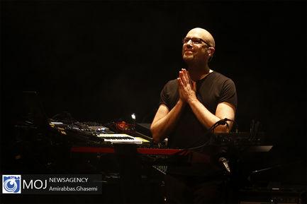 کنسرت+گروه+شیلر+در+تهران