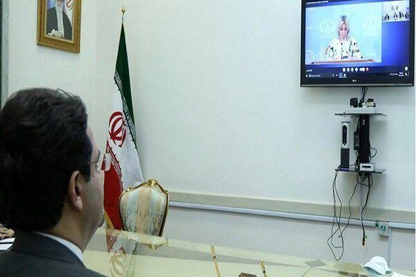 رایزنی موسوی با سخنگوی وزارت امور خارجه روسیه