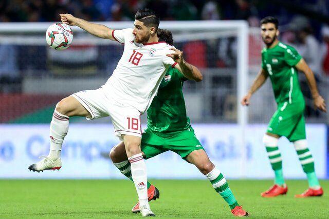 احتمال تغییر مکان بازی تیم ملی فوتبال ایران و عراق