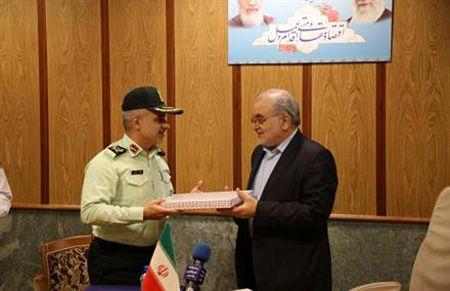 امنیت زیرساخت اساسی در اعتلای جمهوری اسلامی است