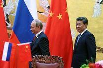 سفر پوتین به چین