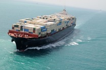 تحریم یک کشتی روسی توسط آمریکا