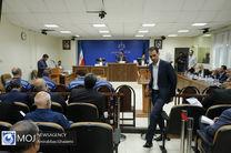 پانزدهمین جلسه رسیدگی به پرونده متهمان بانک سرمایه آغاز شد