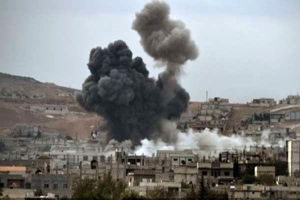 حملات شدید موشکی و توپخانه ای متجاوزان سعودی به صعده