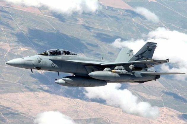 هواپیمای جاسوسی داعش منهدم شد