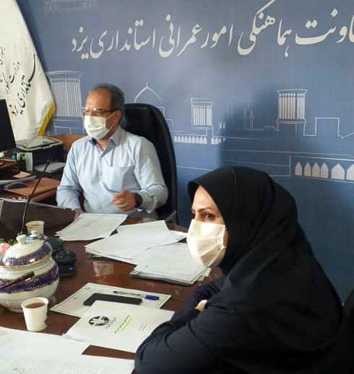 تاکید معاون عمرانی استاندار یزد بر انتقال کارخانه های آلاینده از محدوده شهرها