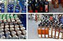 باند خانوادگی قاچاق مشروب در قرچک متلاشی شد