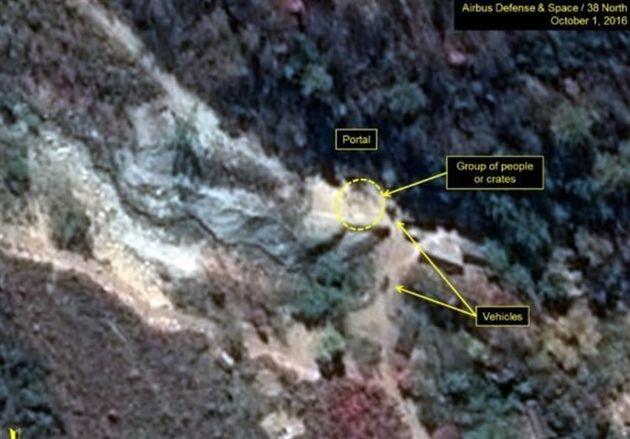 کره شمالی برای یک آزمایش هستهای جدید آماده میشود