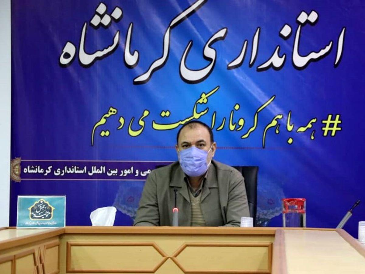 ۴۶ درصد کرمانشاهیان در انتخابات ۱۴۰۰ شرکت کردند/ ۷۲۴ هزار و ۱۶۰ تعرفه اخذ رأی در کرمانشاه مصرف شد