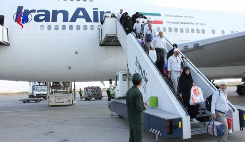 عملیات بازگشت حجاج در فرودگاه اصفهان با  27 پرواز انجام شد