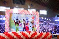 دهمین جشنواره نخستین واژه آب  در شهرستان برخوار برگزار شد