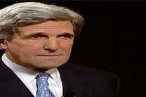 جان کری از اقدام نظامی آمریکا در سوریه حمایت کرد