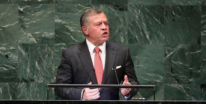 پادشاه اردن به عراق سفر کرد