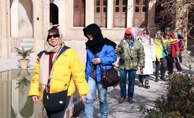 افزایش 62 درصدی بازدید گردشگران خارجی از شهرستان کاشان