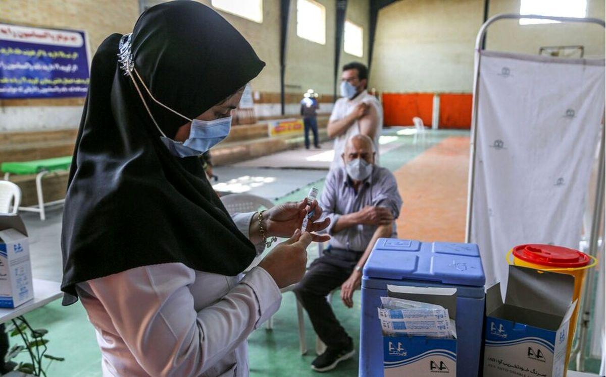 پایگاههای واکسیناسیون زیر پوشش دانشگاه علوم پزشکی مشهد، افزایش پیدا کرد