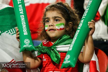حاشیه قبل از دیدار فوتبال تیم ملی ایران و چین