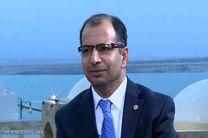 گفتگوی رئیس پارلمان عراق با سفیر آمریکا درباره وضعیت امنیتی این کشور