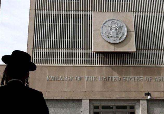 انتقال سفارت آمریکا از تلآویو به بیتالمقدس در تاریخ 14 مه انجام خواهد گرفت