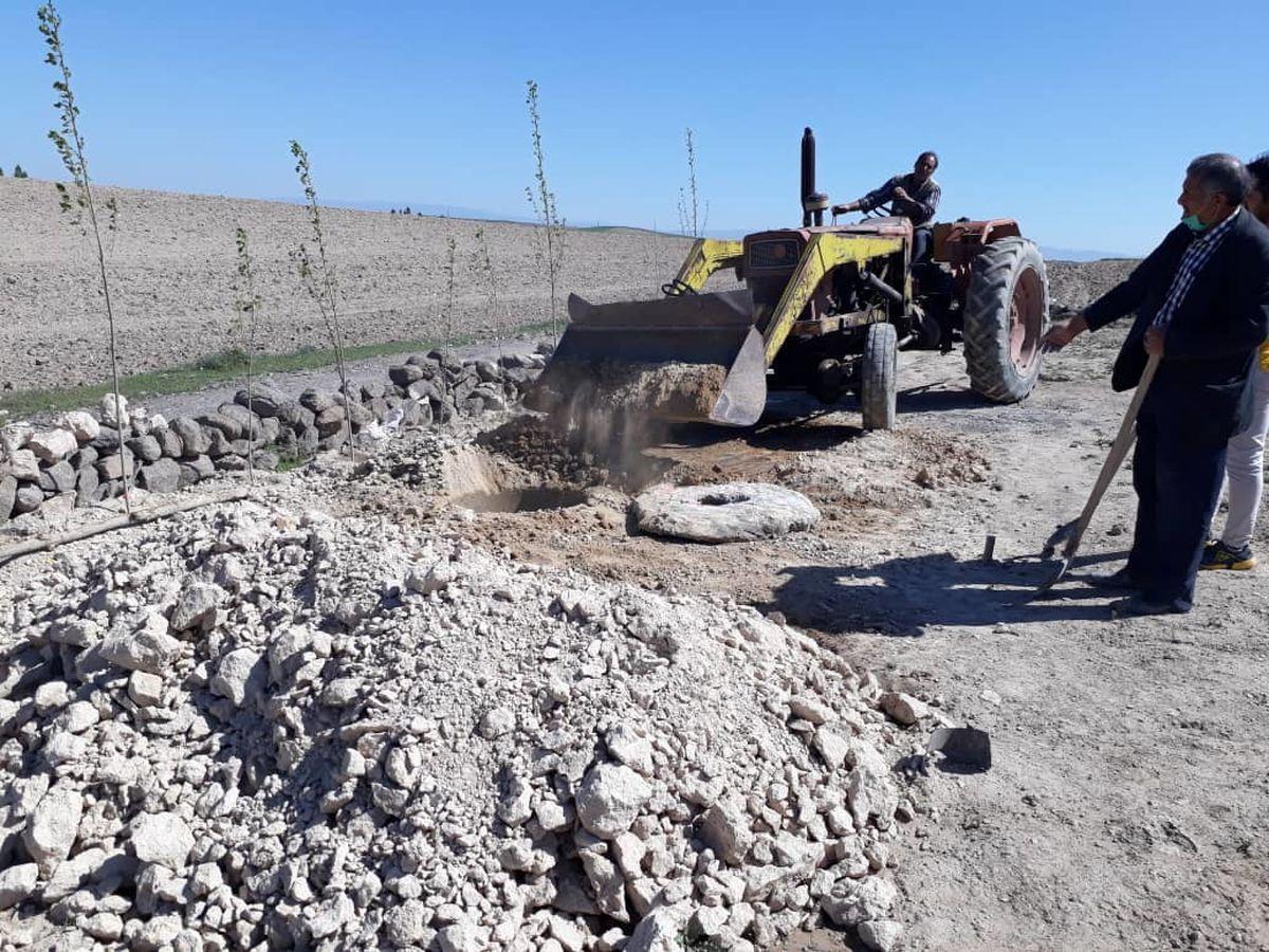 15 حلقه چاه غیرمجاز در استان اردبیل مسدود شده است