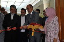 نمایشگاه فرهنگی و هنری ایران در باکو افتتاح شد