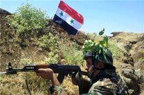 ارتش سوریه به پیروزی های جدیدی دست پیدا کرد