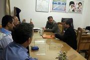 استقرار تیم های بهداشتی درمانی در مناطق سیل زده گیلان