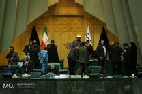 هر چهار وزیر روحانی از مجلس رای اعتماد گرفتند