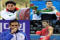 قهرمانان گیلانی کاندیدای انتخابات کمیسیون ملی ورزشکاران کمیته ملی المپیک ایران