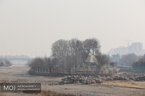 کیفیت هوای اصفهان برای عموم ناسالم است