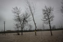 بارش بی سابقه باران در گنبد کاووس/ تاکنون 20 روستا از توابع شهرستان گنبدکاووس دچار خسارت شدند