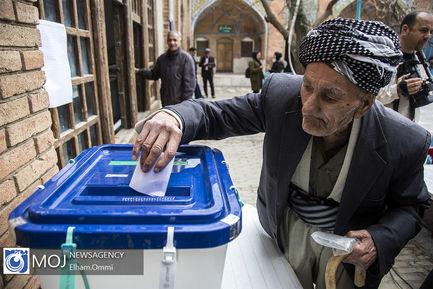 حضور+پرشور+مردم+در+انتخابات+یازدهمین+دوره+مجلس+در+سنندج