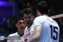گزارش بازی والیبال ایران و چین/  ایران 3 چین 0