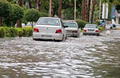 آخر هفته کرمانشاه همراه با خطر سیلاب است