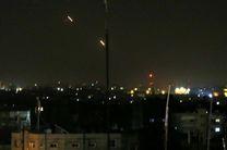 حماس، جنوب سرزمین های اشغالی را هدف حمله راکتی قرار داد