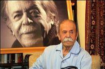 """تقدیر از محمد علی کشاورز در جشن """"حافظ"""""""