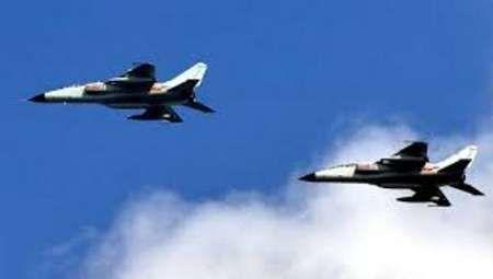 جنگنده های چینی هواپیمای نظامی آمریکا بر فراز دریای چین را رهگیری کردند